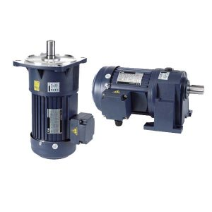 0.1-3.7KW small type AC gear motor
