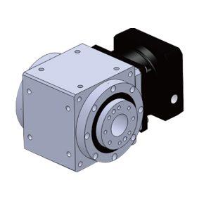 AATM-RF grote holle as draaiende flens type precisie-type versnellingsbak