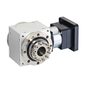 AAW-A(B)S-RFHP Right Angle Gearbox-Hollow Shaft Forced Tight Ring