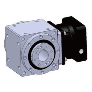 """AAW-A (B) S-RFK фланец с прецизна предавателна кутия тип """"карабина"""""""