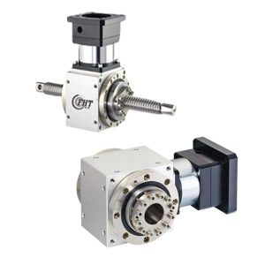 AAW-precision type gearbox