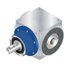 AT-H Hole Input Right Angle Spiral Bevel Gearbox