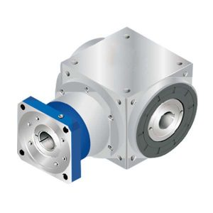 AT-FH Hole Output Right Angle Spiral Bevel Gearbox