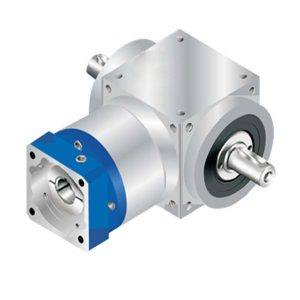 AT-FL Double Output Shaft Right Angle Spiral Bevel Gearbox