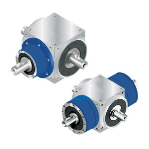 AT series right anlge spiral bevel gearbox