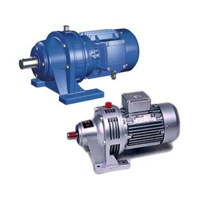 Cycloid gearbox