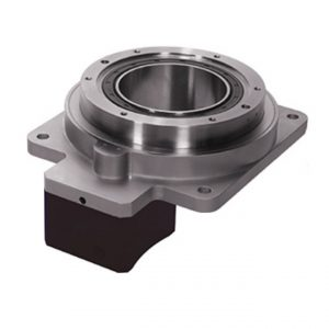 DG-hollow rotary platform Flange plate output-Precision reducer