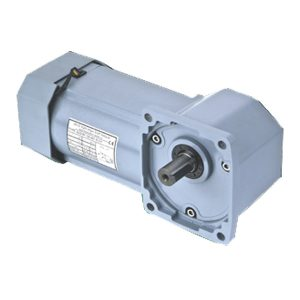 F series-flange installation rectangular axis small type