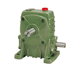 Iron casing WP worm gearbox