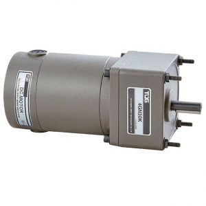 Micro brushed DC gear motor