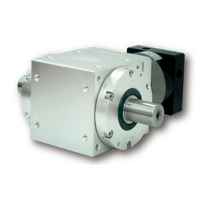PAW-2P double output shaft 90 degree right angle gearbox