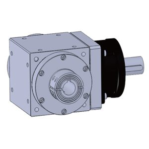 PT-2C-K double hollow shaft with keyway type standard type gearbox