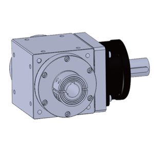PT-C-K single hollow shaft with keyway type standard type gearbox