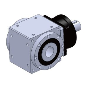 PT-CR hollow shaft with keyway type standard type gearbox
