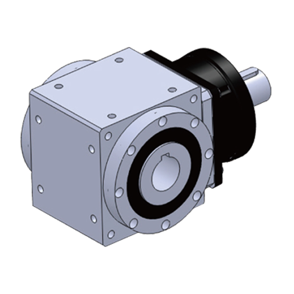 PT-CR Hollow Shaft Steering Gearbox with Keyway