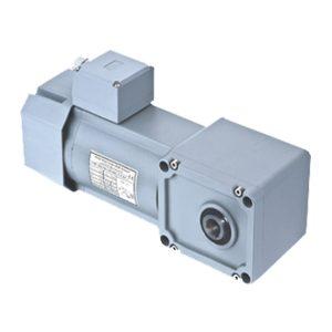Motor de engrenagens hipóides tipo pequeno eixo rectangular de instalação série R