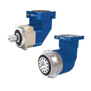 Right angle type-Helical gear precision reducer