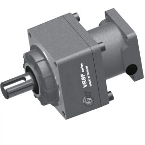 VRSF helical gear precision type planetary reducer
