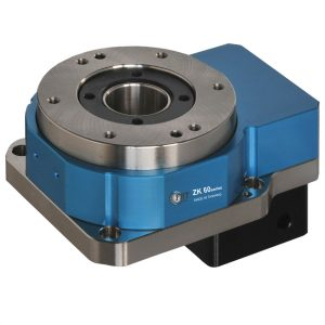 ZK-hollow rotating platform flange plate output-precision reducer