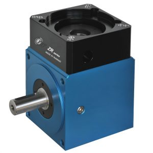 ZR-right angle type-Helical gear precision reducer